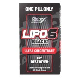 Nutrex - LIPO-6 Black Ultra Concentrate 60 капс.